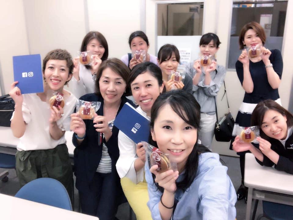 Facebook#起業女子セミナーin霧島市(中級編)を開催しました